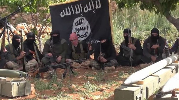 """EE.UU. rodea la ciudad de """"la batalla final"""" y el Estado Islámico se prepara para el apocalipsis"""