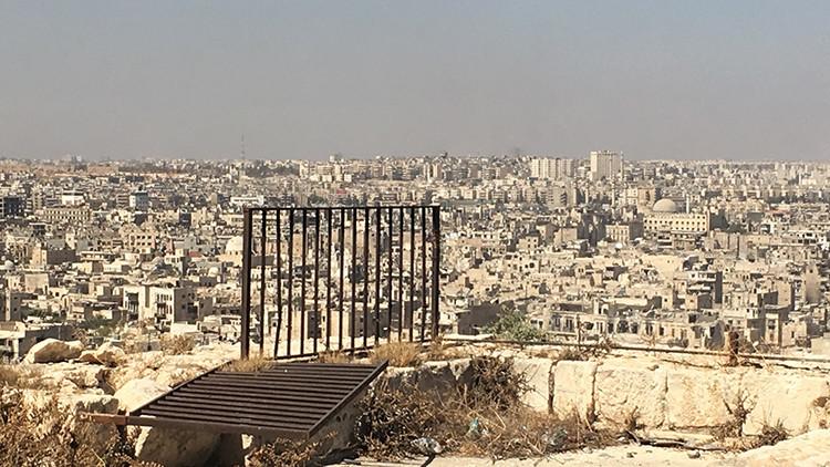 """""""Si EE.UU. pretende cambiar el mapa político de Siria, va a trasmano de Rusia"""""""