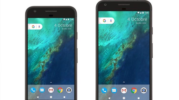 Filtran las fotos de los nuevos 'smartphones' de Google dos días antes de su presentación oficial