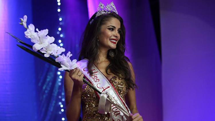 Miss Perú se alza con el título de Miss América Latina 2016