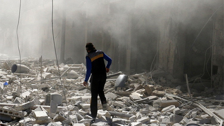 Al menos 22 muertos y 30 heridos en un atentado terrorista en una boda en Siria