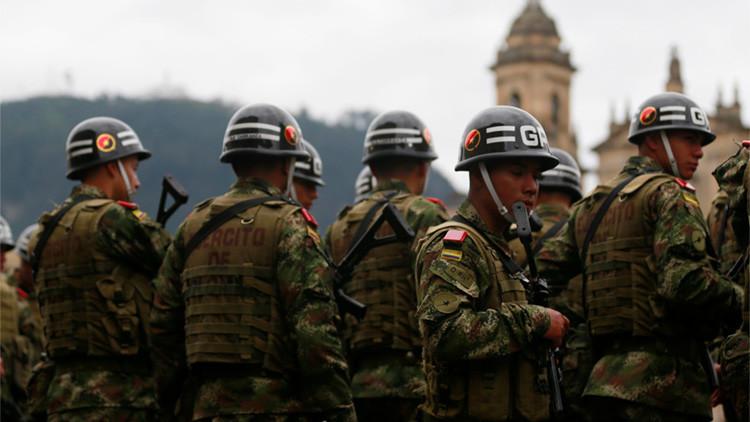 Colombia: El comandante del Ejército pide alerta máxima a las tropas