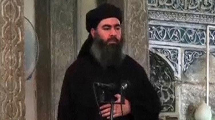 El líder del Estado Islámico puede haber sido envenenado en Irak