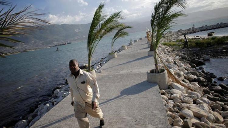 """""""¡Llegó Matthew, recen por nosotros!"""": Un feroz huracán azota Haití (PRIMERAS IMÁGENES)"""