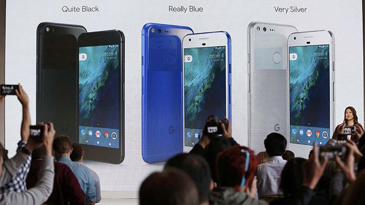 Google presenta al 'asesino' del iPhone