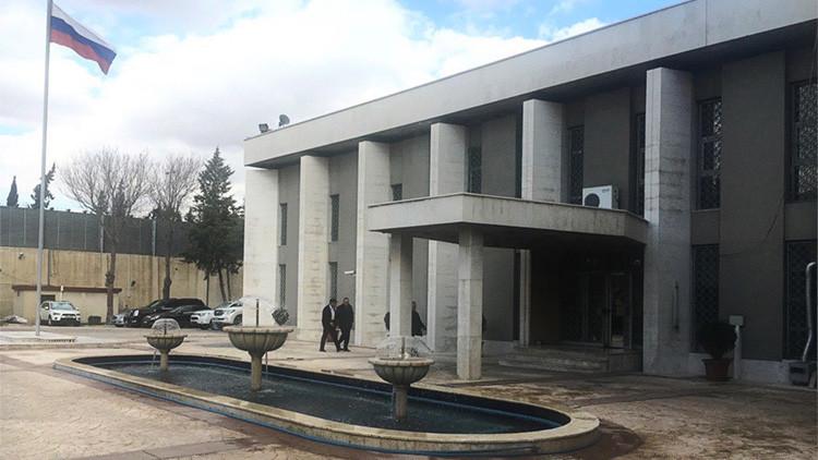 EE.UU. impide al Consejo de Seguridad de la ONU condenar el ataque a la embajada de Rusia en Damasco