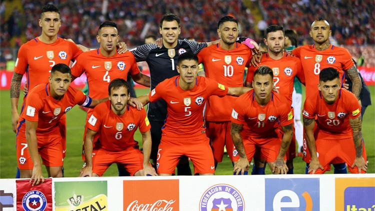 La FIFA certifica que la hinchada de Chile es la que peor se comporta del mundo