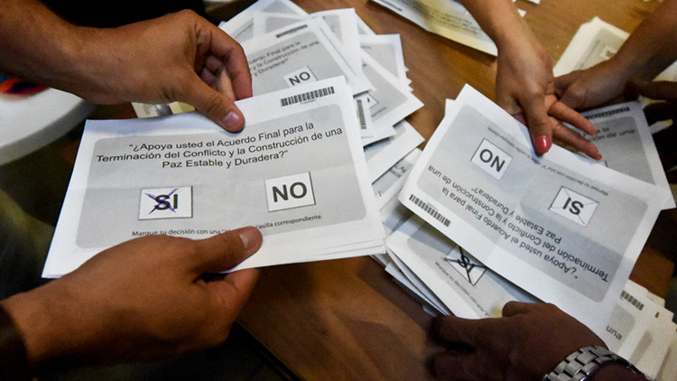 A pesar del plebiscito, América Latina sigue apoyando la paz en Colombia