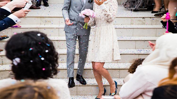Una novia se encuentra parapléjica tras su boda por culpa de los invitados