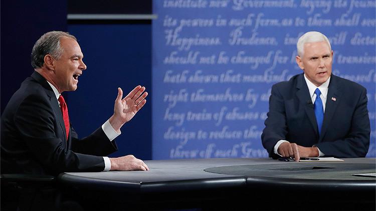 """""""El oso ruso no muere, solo hiberna"""": Arremeten contra Rusia en el debate vicepresidencial de EE.UU."""