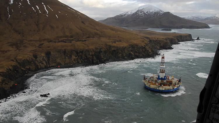 Descubren grandes reservas de petróleo en Alaska