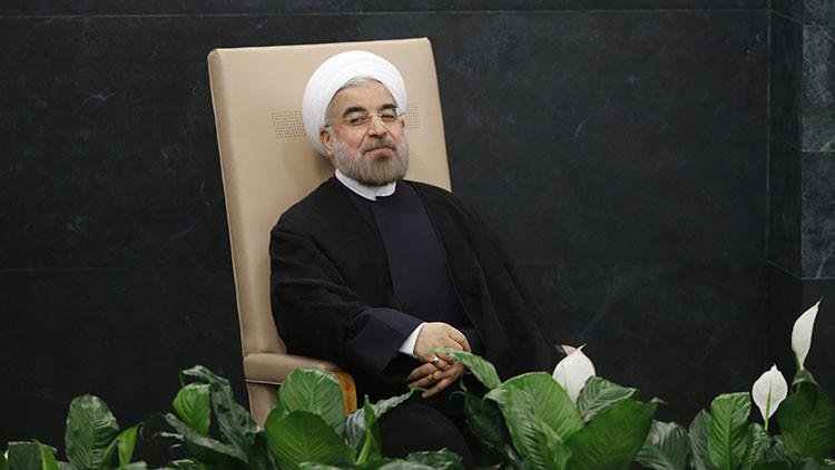 """Irán: """"Si EE.UU. emprende una acción militar en Siria, será suicida"""""""