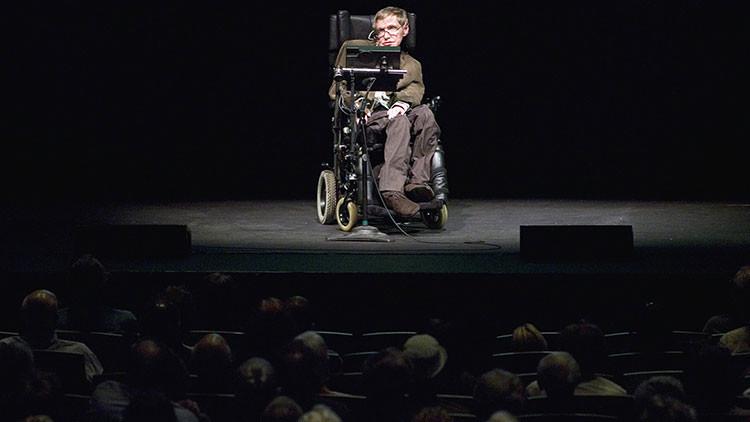 Stephen Hawking cancela su visita a un evento de caridad por problemas de salud