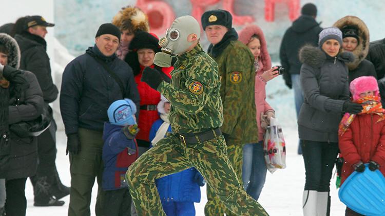 'Juegos de guerra': 40 millones de ciudadanos participan en un simulacro de defensa civil en Rusia
