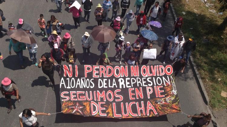 ¿Podría el Caso Atenco exhibir al presidente mexicano ante cortes internacionales?