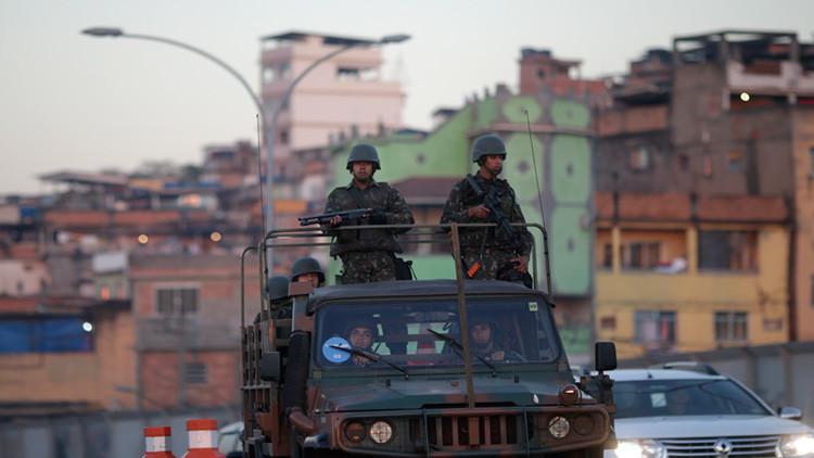 Río de Janeiro, ¿al borde de una guerra?