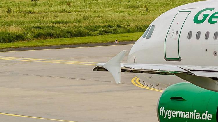 Un vuelo a Tel Aviv de la aerolínea Germania declara el estado de emergencia y se desvía a Múnich