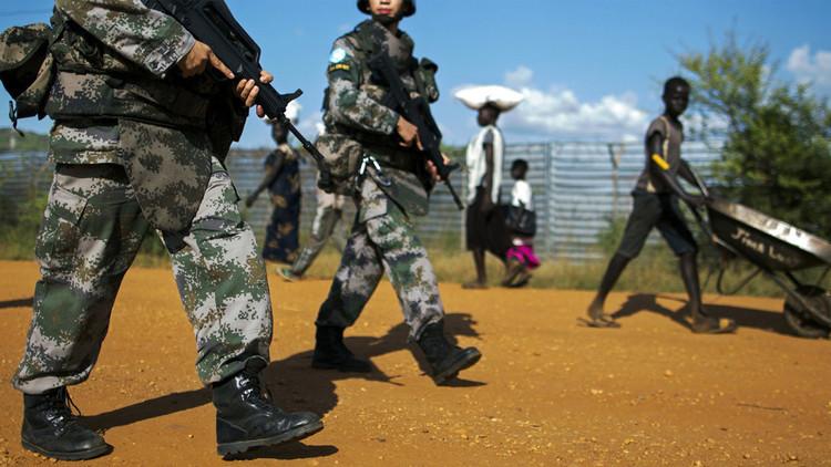 """Sudán del Sur: Cascos azules de la ONU """"abandonaron sus puestos"""" en lugar de proteger a los civiles"""