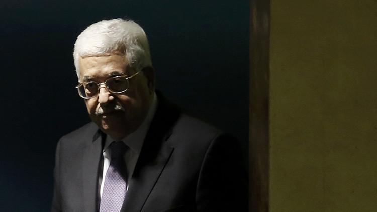 "El líder palestino Mahmud Abbás es hospitalizado tras ""colapsar por agotamiento"""