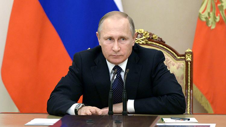 """""""Ultimátum de Putin"""": ¿Qué hay detrás de la suspensión del acuerdo sobre el plutonio con EE.UU.?"""