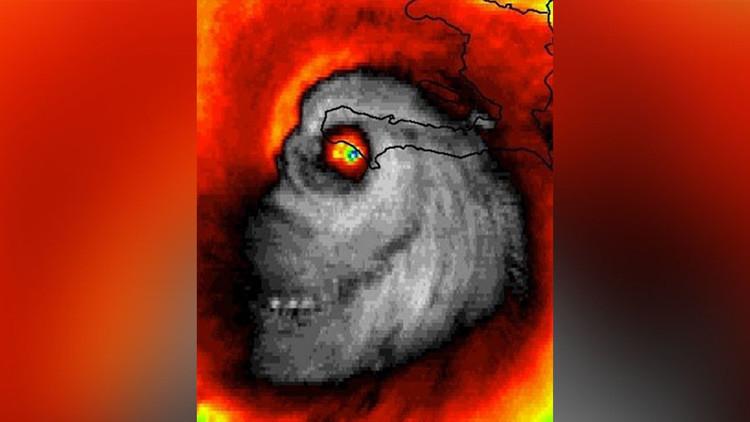Llega Matthew: Las imágenes de satélite muestran a la 'monstruosa' tormenta acercándose a EE.UU