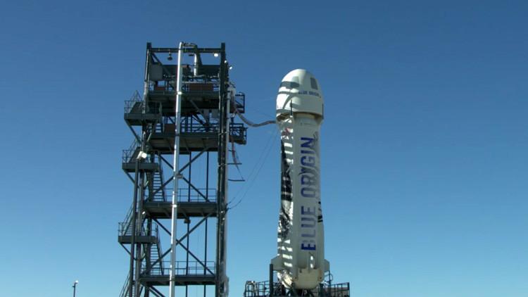 VIDEO: Prueban con éxito un sistema con el que los astronautas podrán escapar de un cohete
