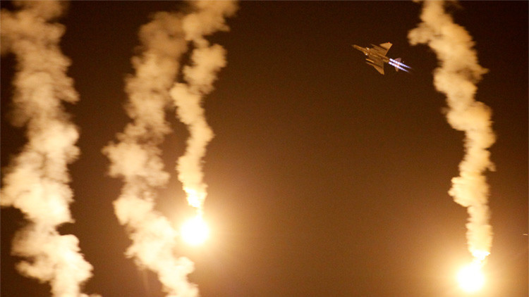 Reportan el derribo de un caza militar turco en Irak