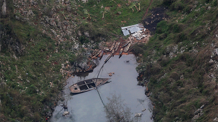 El peor desastre desde el terremoto de 2010: Al menos 572 muertos en Haití por el huracán Matthew