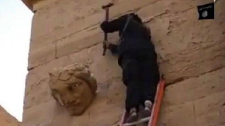 El Estado Islámico castiga a niños amputándoles las extremidades