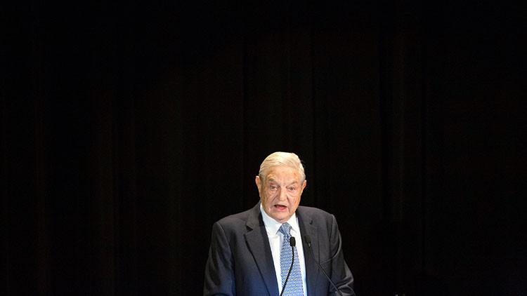 Exigen la suspensión de la actividad de la Fundación de Soros en España por seguridad nacional