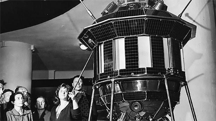 Con qué se enfrentó la Unión Soviética al ver la cara oculta de la Luna