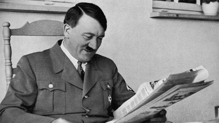 Antes de 'Mi lucha': Revelan una autobiografía 'secreta' de Hitler