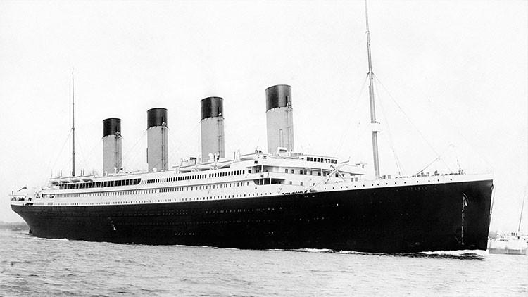 """""""Adiós, viejo"""": Una carta revive los últimos momentos de la tragedia del Titanic"""