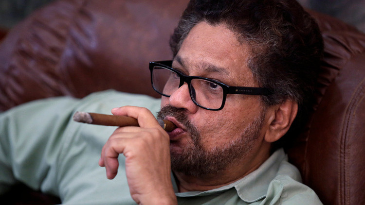 """Jefe negociador de las FARC en exclusiva a RT: """"Un Nobel de la Paz no se obtiene sin la contraparte"""""""