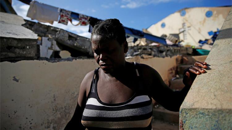 El huracán Matthew mata a 877 haitianos y deja desamparados a otros 350.000