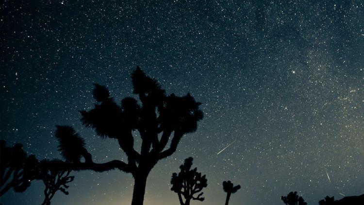 La lluvia de Dracónidas inaugura seis semanas del espectáculo astronómico nocturno