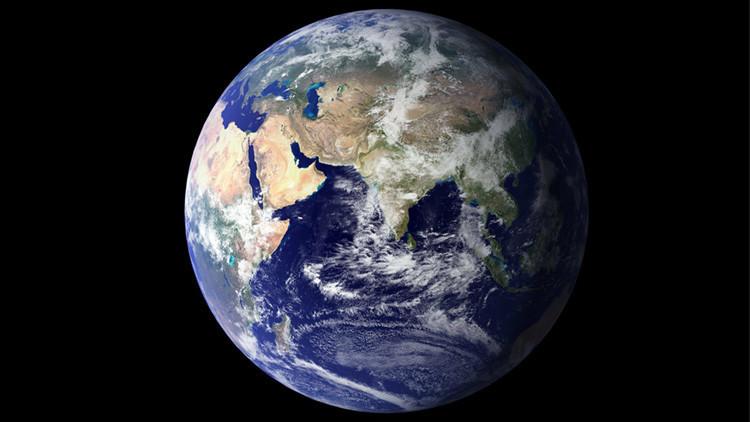 'Hallan' el continente desaparecido de la faz de la Tierra
