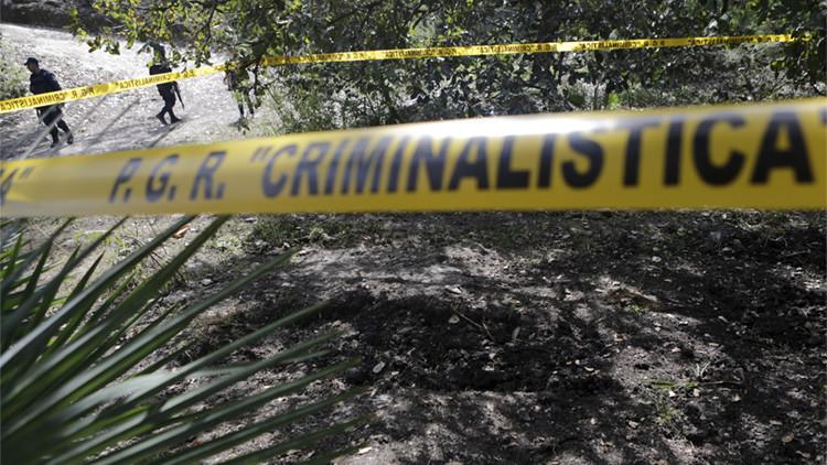 Hallan en fosas 600 restos humanos en el estado de Coahuila en México