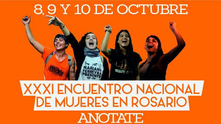 El Encuentro Nacional de Mujeres de Argentina, un evento único en el mundo
