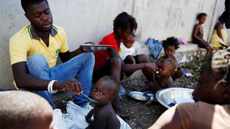 """""""Si quieren ayudar a Haití, no den dinero a la Cruz Roja de EE.UU."""""""