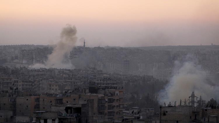 """""""EE.UU., Reino Unido y Francia se convirtieron en la protección aérea para los terroristas en Siria"""""""