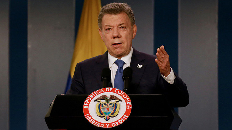 Santos anuncia qué hará con el dinero del Premio Nobel de la Paz