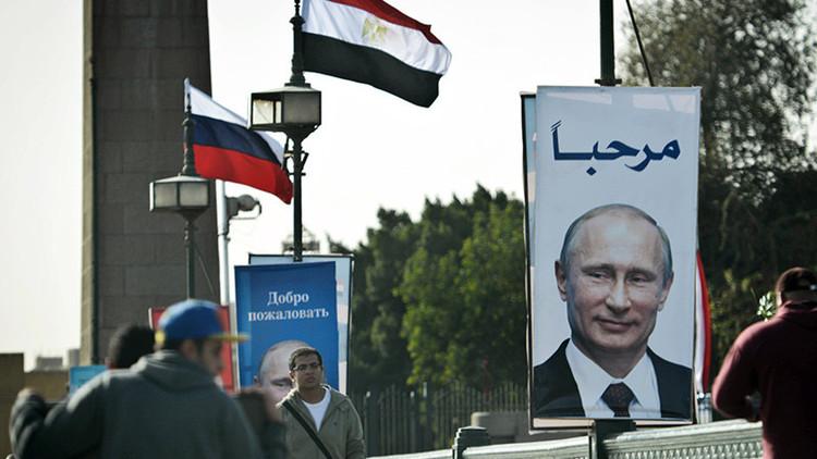 Egipto estudia la entrega de una base militar a Rusia en el Mediterráneo