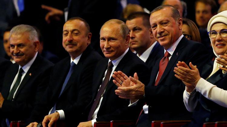 """Putin: """"Rusia está dispuesta a unirse a las medidas destinadas a limitar la producción de petróleo"""""""