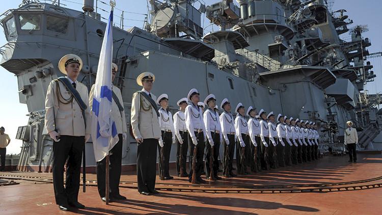 Los buques rusos en Tartus serán protegidos con sistemas S-300 y S-400
