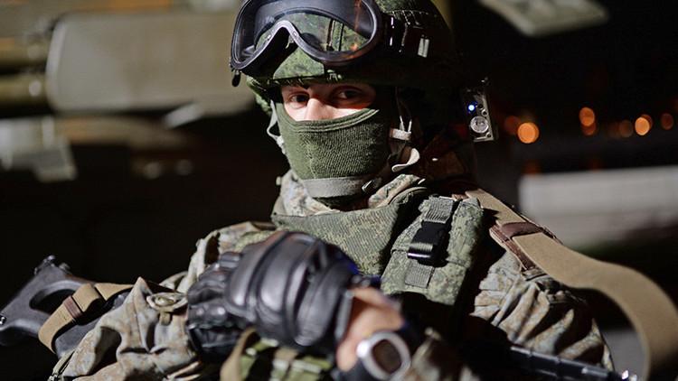 El equipamiento ruso para 'los soldados del futuro' salva las primeras vidas