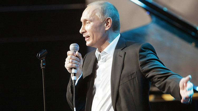 """""""Putin vuelve locas a las mujeres"""": Compositor ganador de 2 Oscars dedica una canción al líder ruso"""