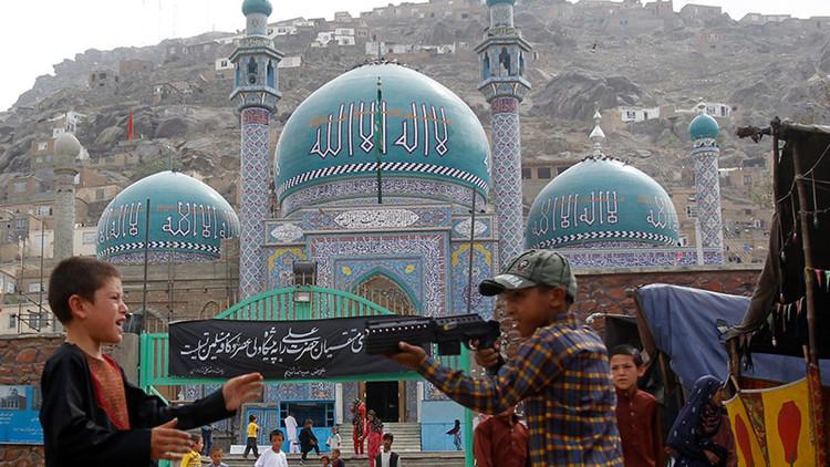 Al menos 14 muertos y 30 heridos en un ataque a una mezquita chiita en Kabul