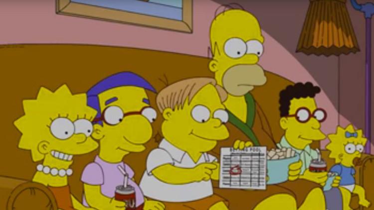 Los Simpson predijeron en 2010 los ganadores de los Nobel de este año (Video)