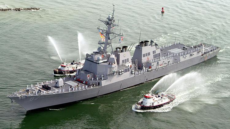 EE.UU. busca culpables para el ataque a su buque cerca de las costas de Yemen